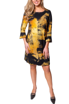 Sno Skins Gold Rush Dress - Product List Image