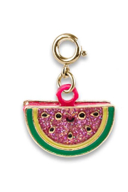 Charm It Gold Scented Watermelon Charm - Product Mini Image