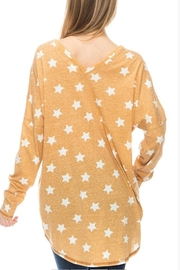hummingbird Gold Shining Star - Front cropped