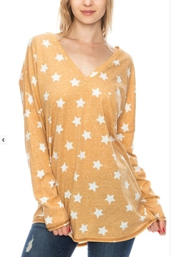 Shoptiques Product: Gold Shining Star