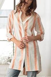 Astars Gold Shirtdress - Product Mini Image