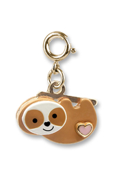 Charm It Gold Sloth Charm - Product Mini Image