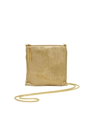 Whiting and Davis Gold Square Crossbody - Product Mini Image