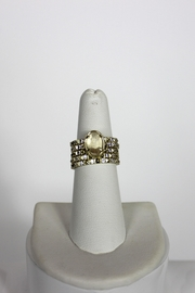Kendra Scott Gold Stackable Rings - Product Mini Image