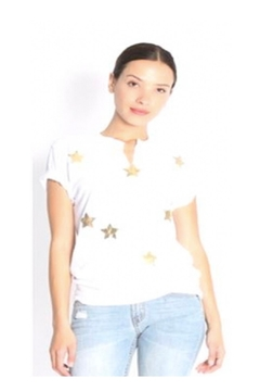 Shoptiques Product: Gold Stars Tee