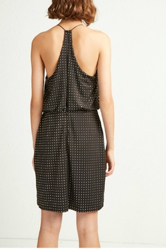 French Connection Gold Stud Dress - Alternate List Image
