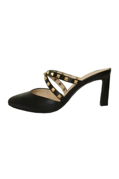 Shoptiques Product: Gold Studded Heel
