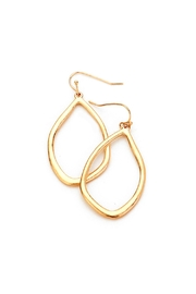 Wild Lilies Jewelry  Gold Teardrop Earrings - Product Mini Image