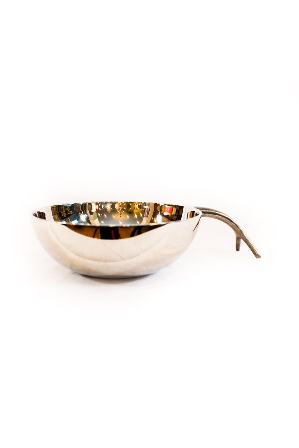 Gold Leaf Chala Bowl - Main Image