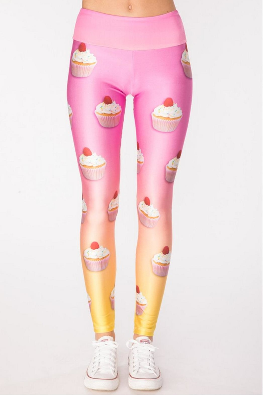0863d153e3 Gold Sheep Cupcake Long Legging from New Jersey by Barefoot — Shoptiques
