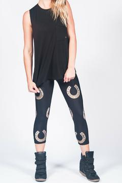Gold Sheep Gold Luck Legging - Product List Image