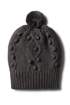 Wilson and Frenchy Golden Bauble Knitted Hat - Product List Image