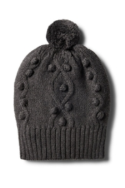 Wilson and Frenchy Golden Bauble Knitted Hat - Product Mini Image