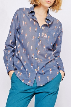 Shoptiques Product: Golden Beach Shirt