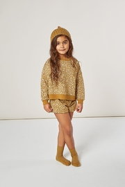 Rylee & Cru Golden Berry Boxy Pullover - Product Mini Image