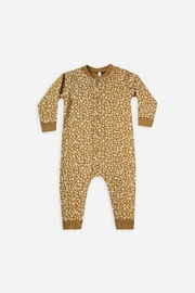 Rylee & Cru Golden Berry Fleece Longjohn - Product Mini Image