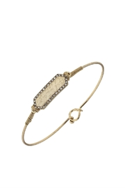 Canvas Golden Girl Bracelet - Product Mini Image