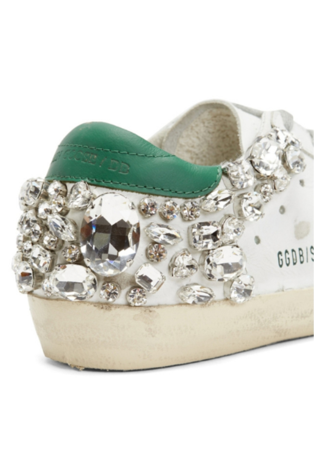 Golden Goose Deluxe Brand Sneakers - Side Cropped Image