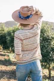Lovestitch Golden Hour Sweater - Side cropped