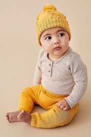Wilson and Frenchy Golden Knitted Legging - Product Mini Image