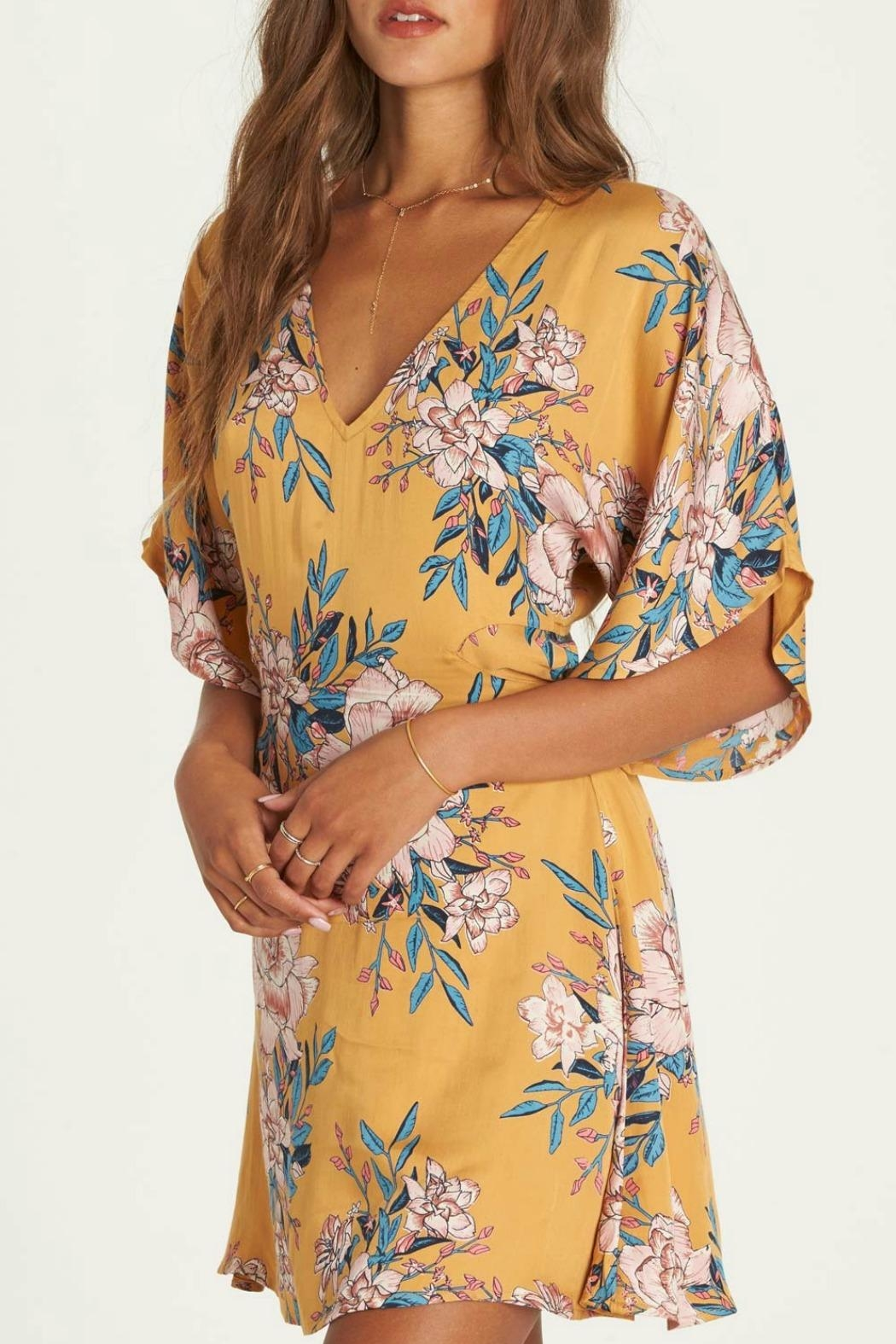 9504684445 Billabong Golden Light Dress from Minnesota by The Vintage Gypsy ...