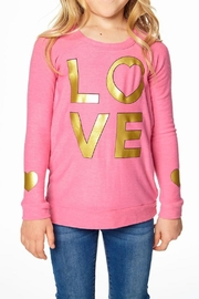 Chaser Golden Love Top - Product Mini Image