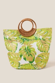 Shiraleah Golden Palms Tote - Other