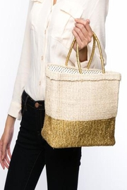 Femme Boutique Boston  Golden Reflections Tote - Other