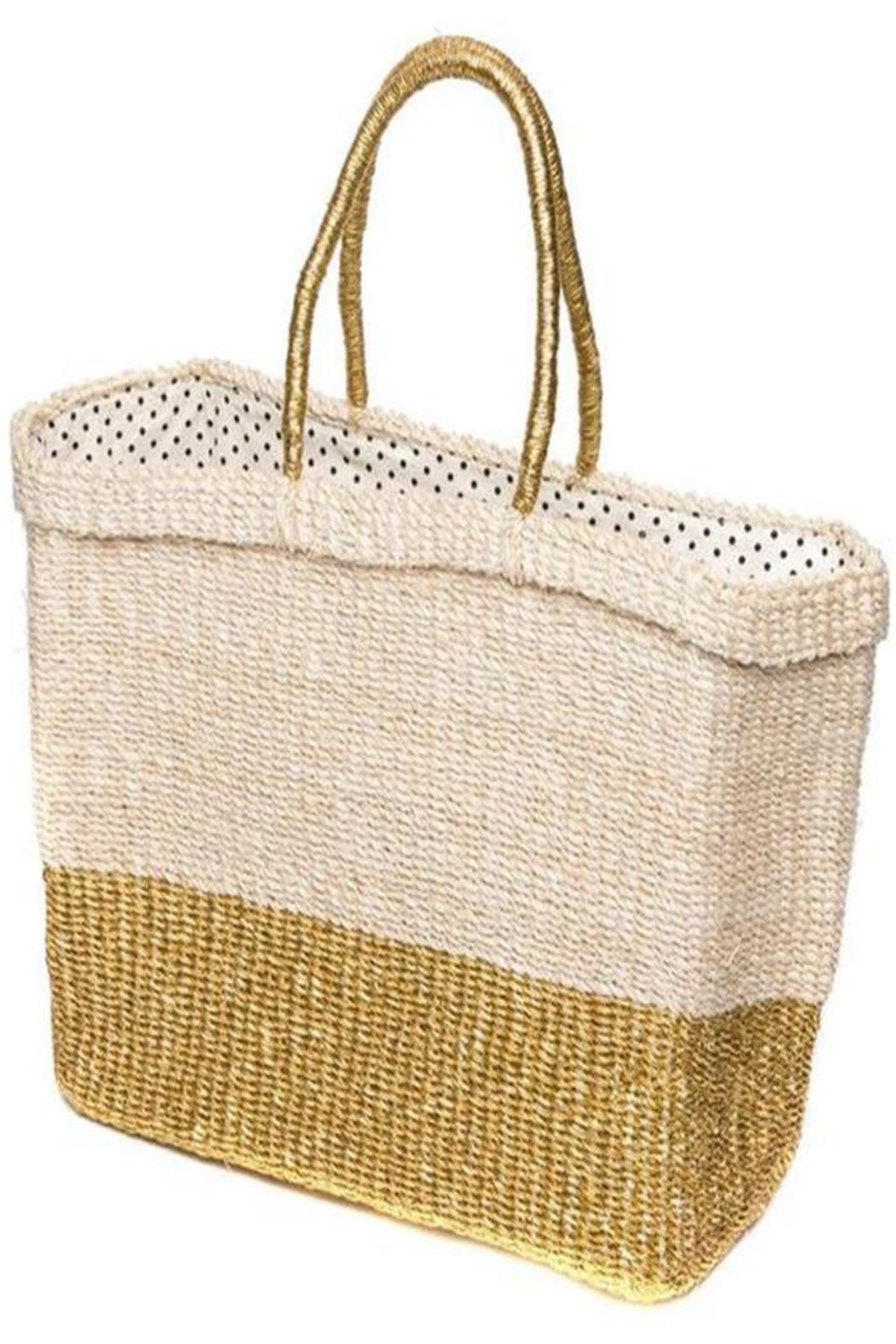 Femme Boutique Boston  Golden Reflections Tote - Main Image