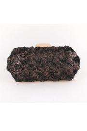 Madison Avenue Accessories Golden Soft Clutch - Product Mini Image