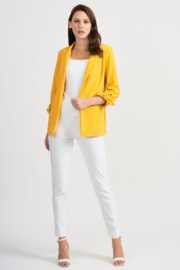 Joseph Ribkoff  Golden Sun Blazer - Back cropped