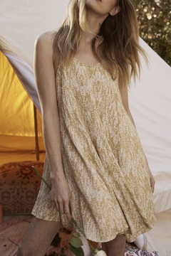 SAGE THE LABEL Golden Tunic Dress - Product List Image