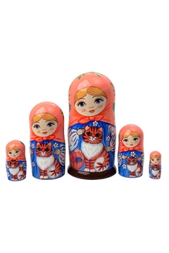 Shoptiques Product: Maiden Nesting Doll