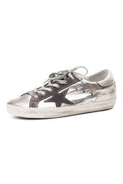 Shoptiques Product: Superstar Silver Metal