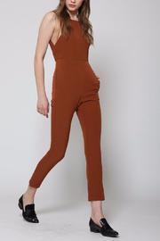 Goldie Back Off Jumpsuit - Side cropped