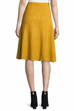 Goldie Establishment Mustard Skirt - Alternate List Image