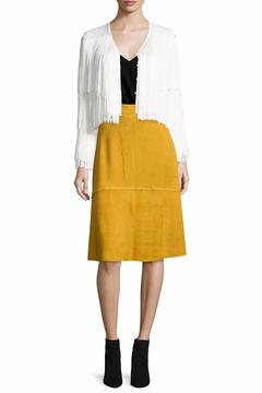 Goldie Establishment Mustard Skirt - Product List Image