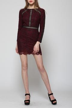 Goldie Floral Lace Dress - Alternate List Image