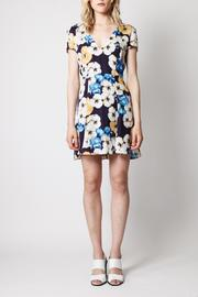 Goldie Floral Tea Dress - Front full body