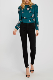 Gentle Fawn Goldie Floral Top - Front cropped