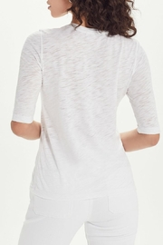 Goldie Half Sleeve Tee - Front full body
