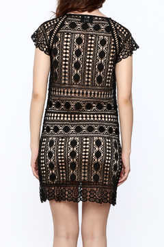 Goldie Black Lace Dress - Alternate List Image