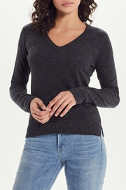 Goldie Merino Cashmere Vneck - Product Mini Image