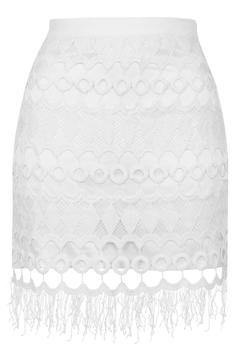 Goldie Vallance Lace Mini Skirt - Alternate List Image