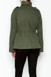 Goldspark Anorak Jacket - Back cropped