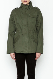 Goldspark Anorak Jacket - Front full body