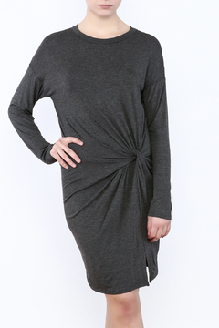 Goldspark Long Sleeve Jersey Dress - Product List Image