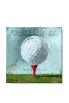 Sullivans Golf Canvas Print - Alternate List Image