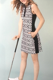 Tribal Golf Dress W/shorts - Product Mini Image
