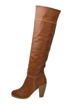 Shoptiques Product: High-Shaft Heeled Boots